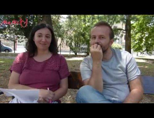 Intervista a Enrico Galiano – parte 1