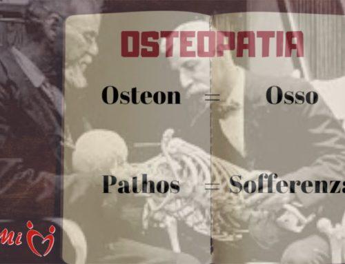 Introduzione all'osteopatia.